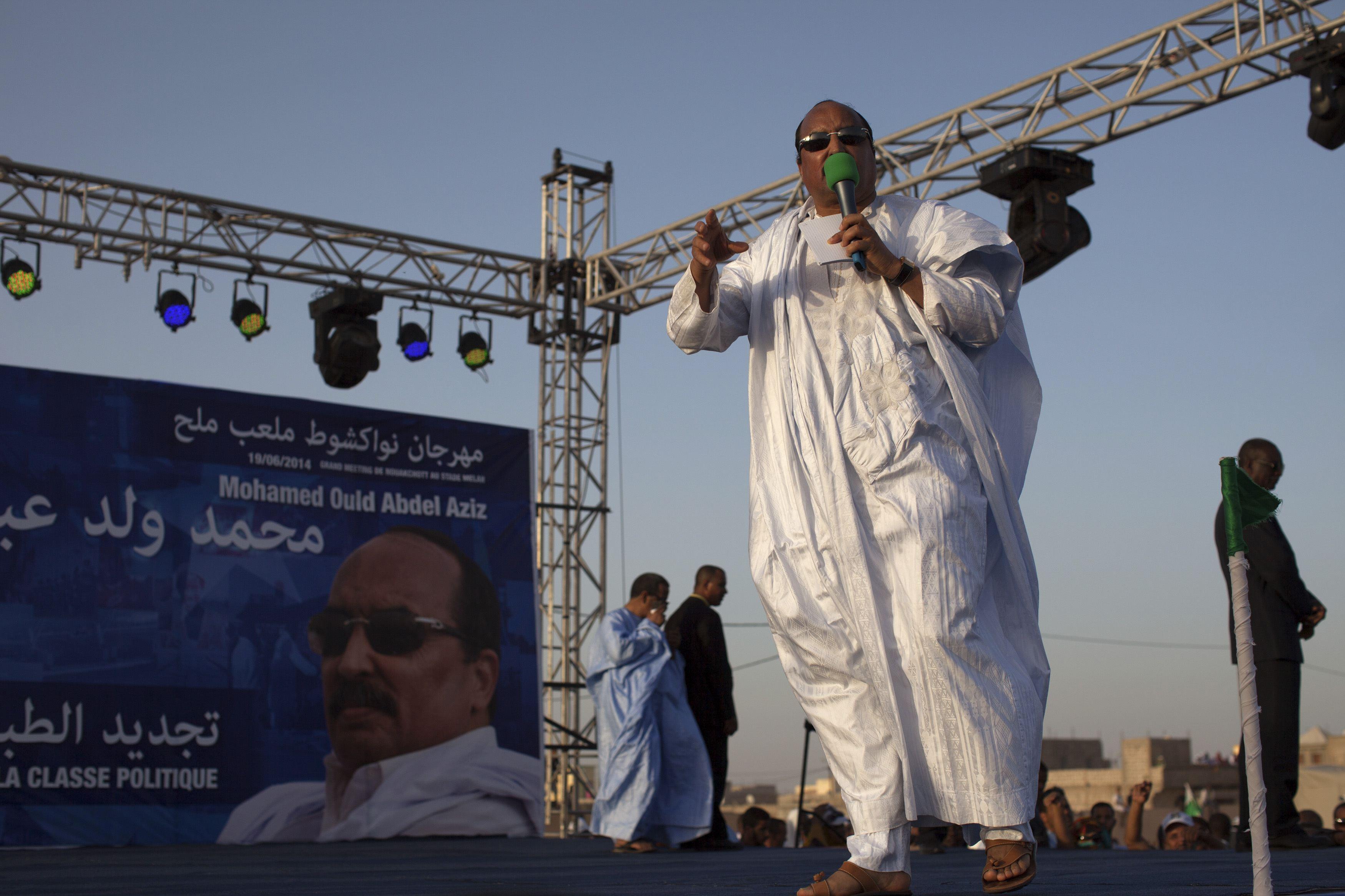 Aziz à Nouadhibou dans les prochains jours avant la campagne pour le vote en faveur des amendements constitutionnels
