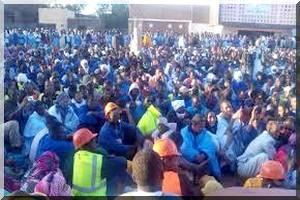 SNIM : l'ombre de la grève se profile à nouveau