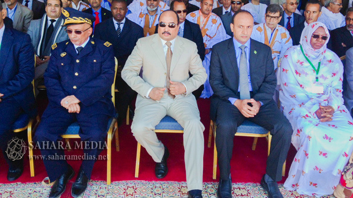 Nouadhibou : les accueils officiel et populaire du chef de l'état annulé