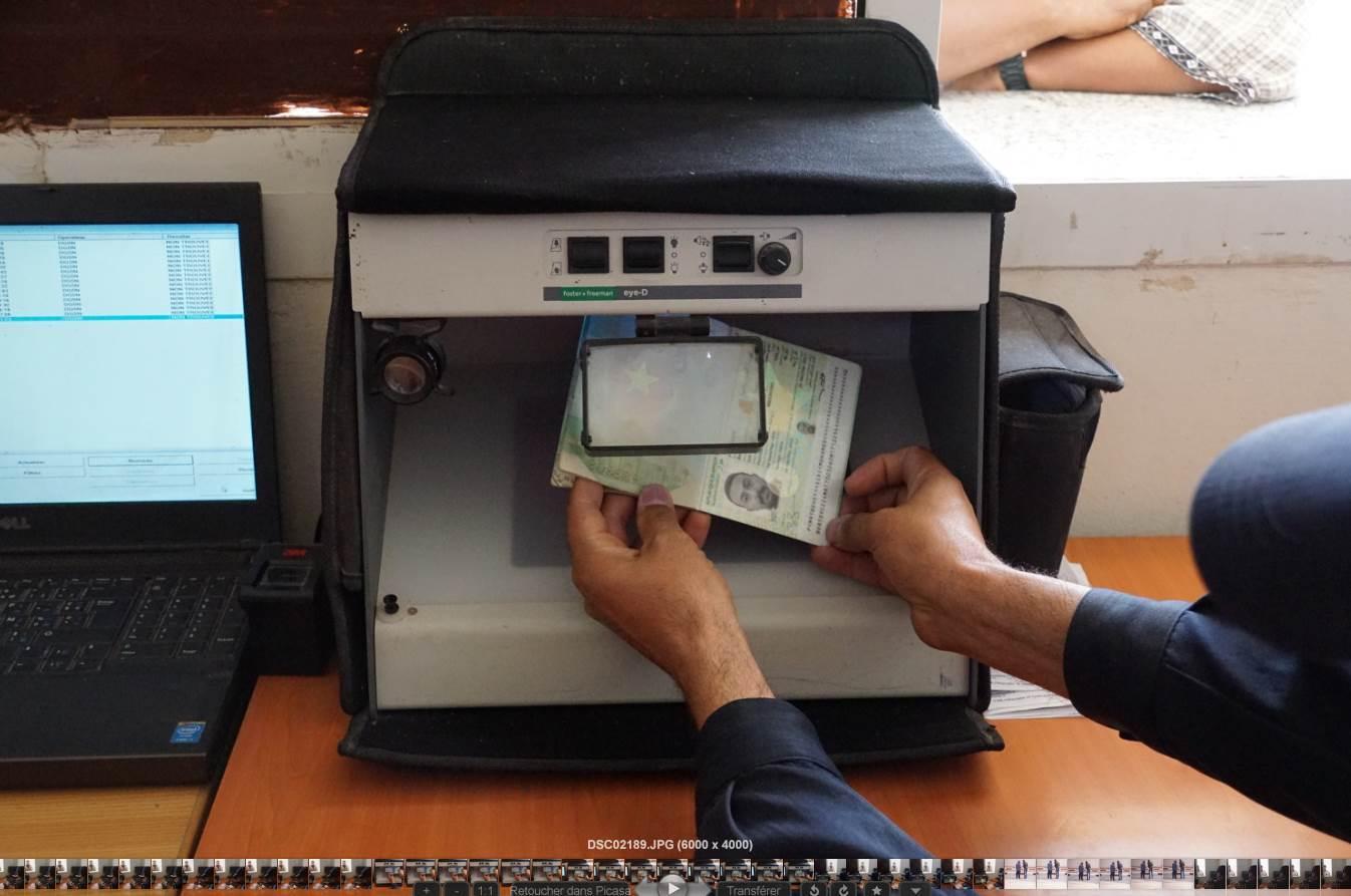Instructions données pour ne pas renouveler les passeports diplomatiques des sénateurs