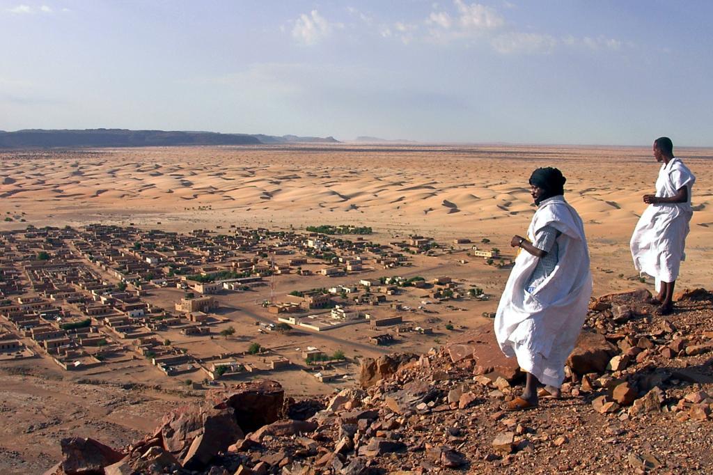 Le président Ould Abdel Aziz à Néma début mai