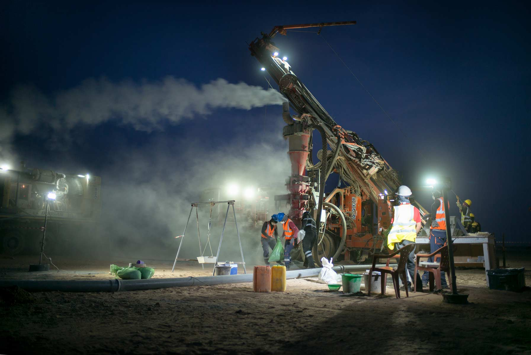 Mauritanie : Algold fait une nouvelle déclaration de ressources à Tijirit