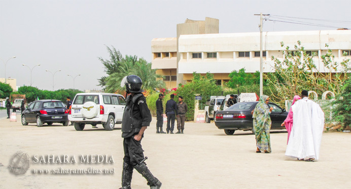 Une quarantaine de prisonniers transférés à Bir Moghrein