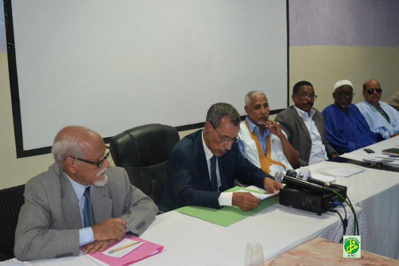 Clôture de la session de formation organisée par la Commission Électorale Nationale Indépendante au profit des présidents et des membres de ses antennes