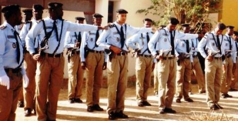 Mauritanie : liste des admis au concours de la Police