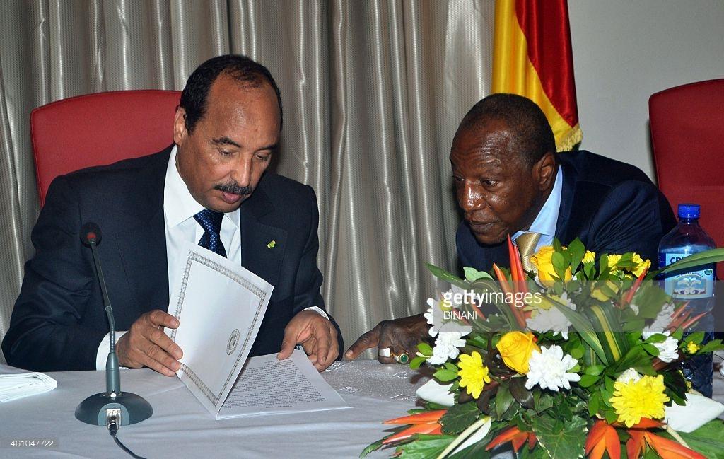 Aziz à Conakry pour le sommet de l'OMVS