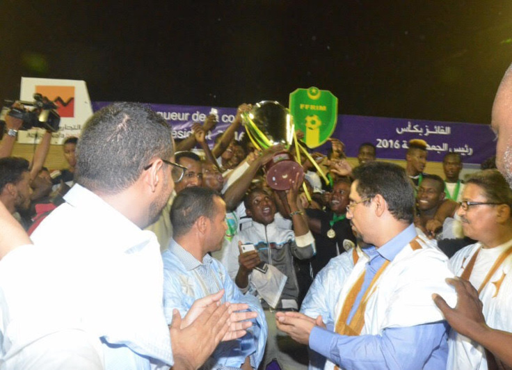 Football: Tevragh-Zeina et FC Nouadhibou en finale de la coupe nationale de football