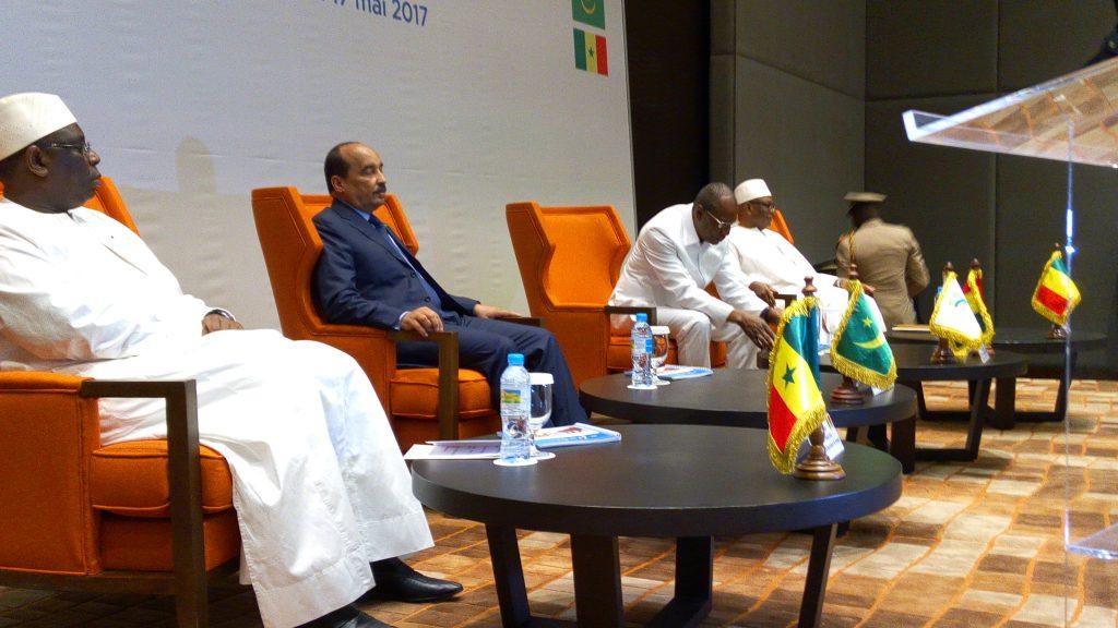 Le gaz mauritanien et la navigabilité du fleuve sénégal au cœur des discours des présidents Ould Aziz et IBK
