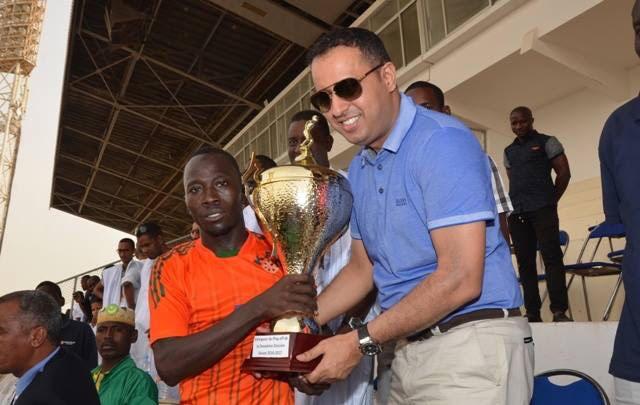Football : Kaédi championne de la deuxième division