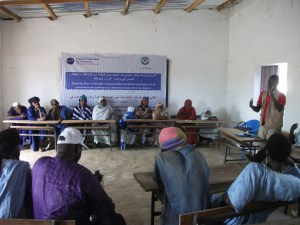 Prévention des conflits : Action Dev partage son expérience avec les communautés du Trarza