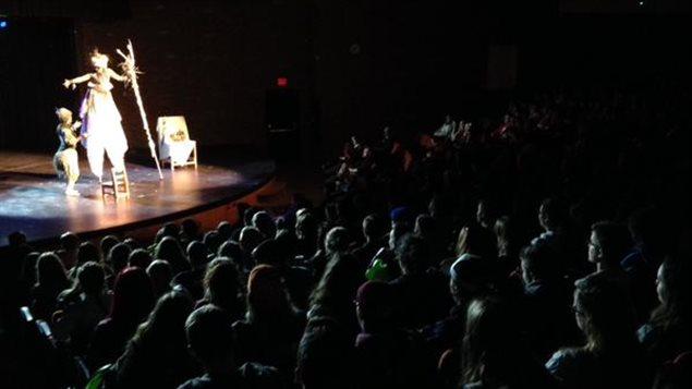 Lancement des manifestations de la 7ème édition du festival du théâtre scolaire