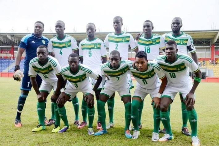 ELIM CAN 2019 : la liste de la Mauritanie pour affronter le Botswana