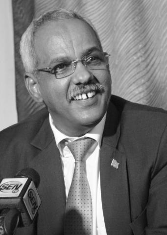 Cheikhna Nenni Moulaye Zeine, ambassadeur de la Mauritanie : « le Président Aziz est un homme d'engagement»*