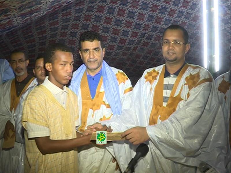 Sortie de la première promotion d'une Mahadra pilote à Nouakchott