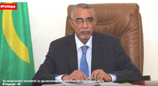 Mauritanie: de graves propos sur l'unité nationale attribués au Premier ministre