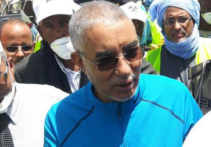 Le Premier ministre s'enquiert de la campagne de nettoyage de la moughataa d'El Mina