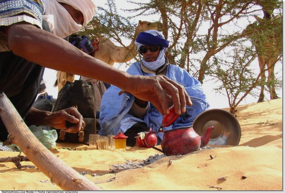 Guérou : Le ministre de l'Hydraulique joue au rassembleur
