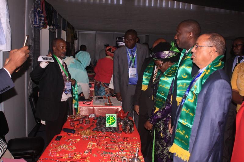 La Mauritanie élue délégué régional pour l'Afrique du Nord dans l'Organisation africaine pour la promotion de l'artisanat