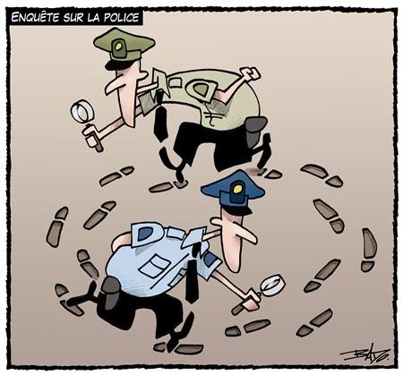 Gendarmerie nationale : la science pour traquer le crime