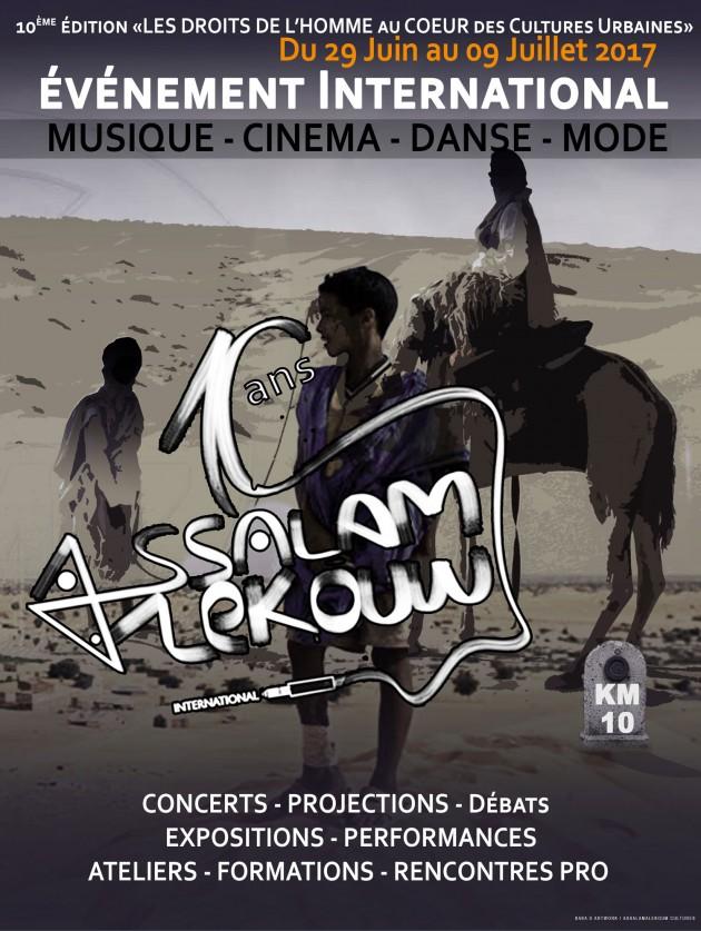 10 ans d'Assalamalekoum Festival: C'est parti pour 10 jours [Photo-reportage]