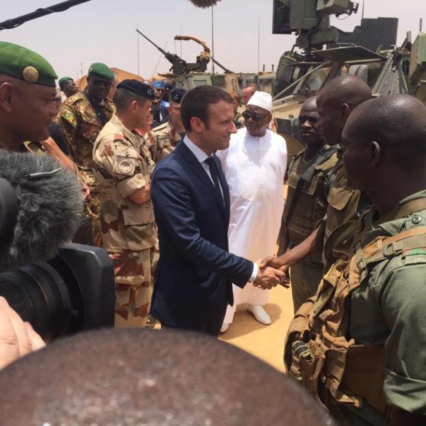 """G5 Sahel: """"une continuité dans les relations avec la France"""""""