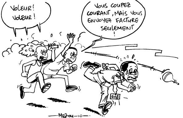 Délestages en séries à Nouakchott : la SOMELEC se justifie…