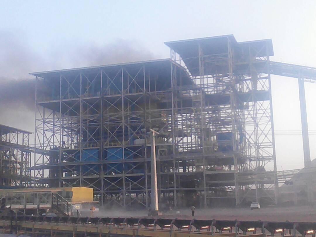Zouérate : Snim /incendie sur le site Guelb II