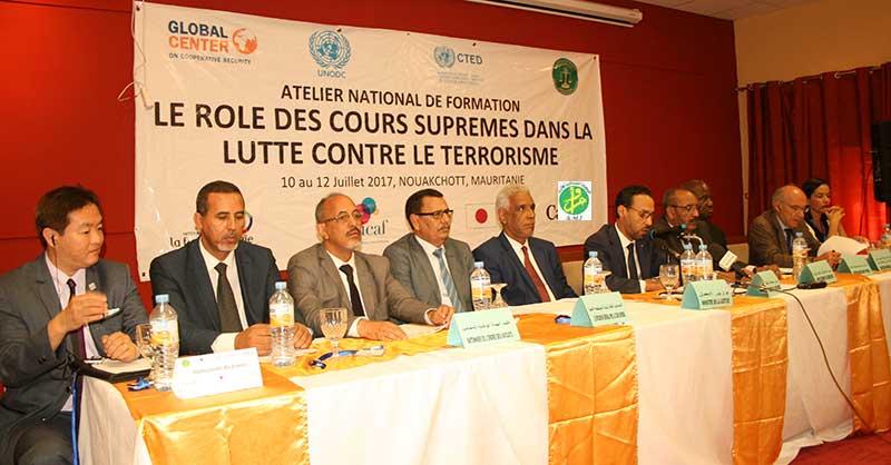 Rencontre régionale sur la lutte contre le terrorisme au Sahel