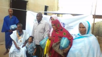 Sociale : La RBC distribue des commodités au profit des handicapés et des personnes vulnérables à Nouakchott-Sud