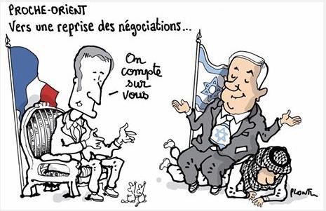 De Vichy à Netanyahu : d'une collaboration à une autre...