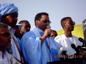Meeting de Riad en PHOTOS-« Le sénat a absorbé inutilement quelque 17 milliards d'um depuis sa création », selon Ould Diay