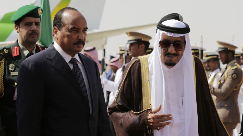 Aziz : certains opposants servent des pays étrangers plus que la Mauritanie