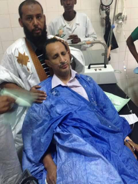 Manif de l'Opposition : Les forces de l'ordre blessent le sénateur Ould Ghadda