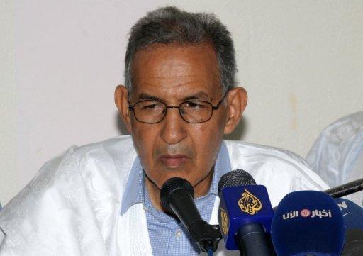 """Le régime mène la Mauritanie """"vers l'inconnu"""" (O. Daddah)"""