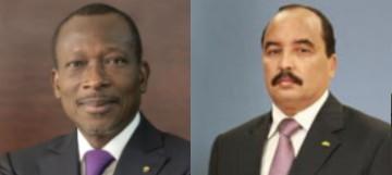Le Président de la République adresse un message de félicitations au président béninois