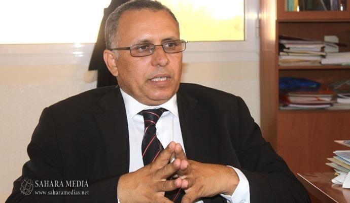 Me Bouhoubeini : « je n'exclue pas que le pouvoir décide de voter non contre le changement du drapeau »