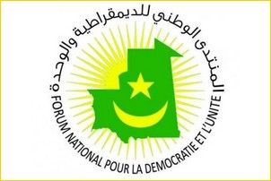 Communiqué : Forum National pour la Démocratie et l'Unité - FNDU