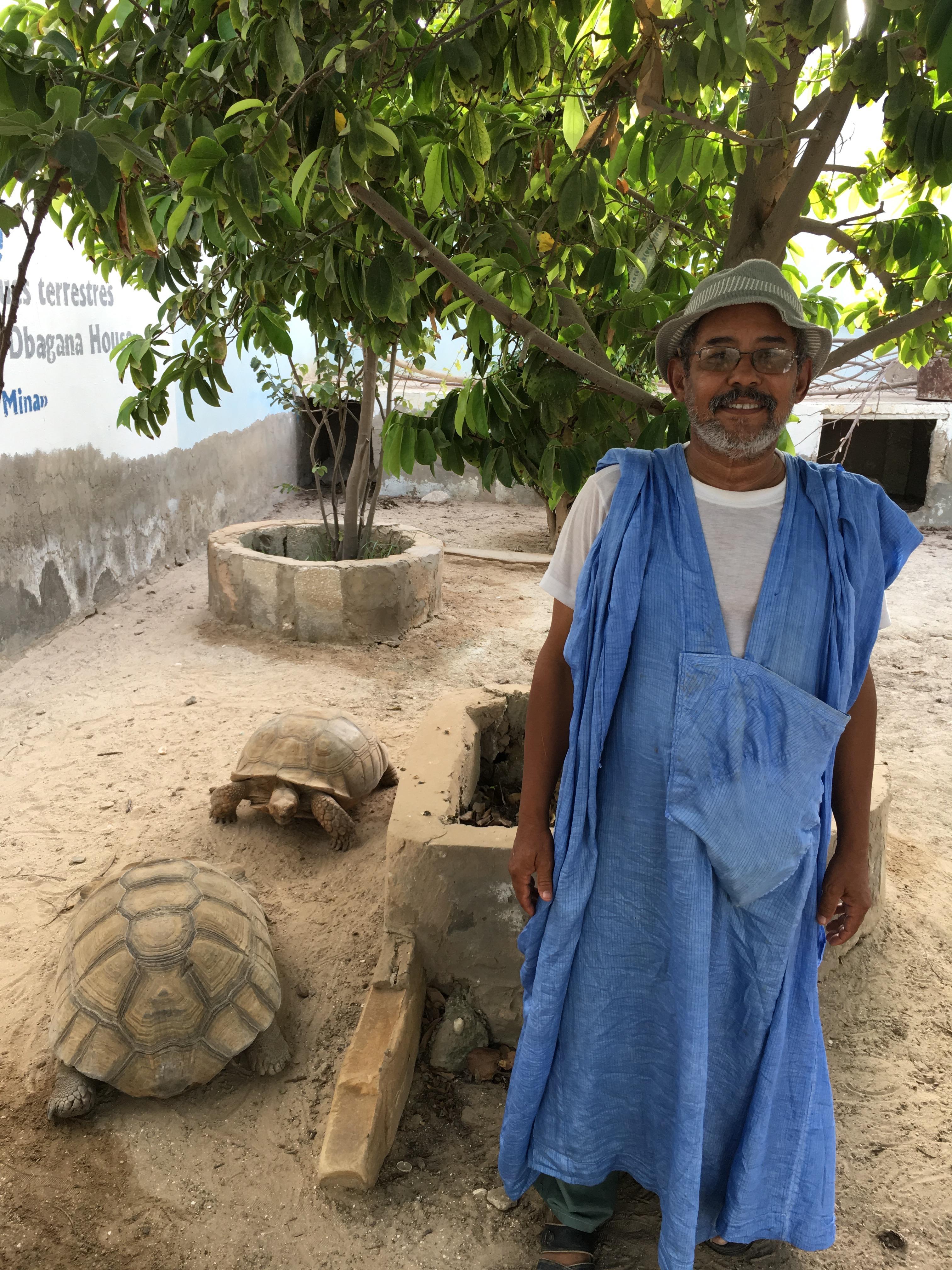 Miracle au milieu du chaos : ce mauritanien est la preuve qu'à  Nouakchott tout était possible…