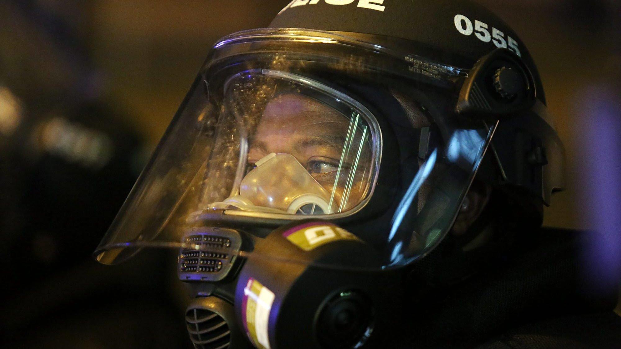 Référendum en Mauritanie: la police disperse des manifestants à coups de gaz lacrymogène