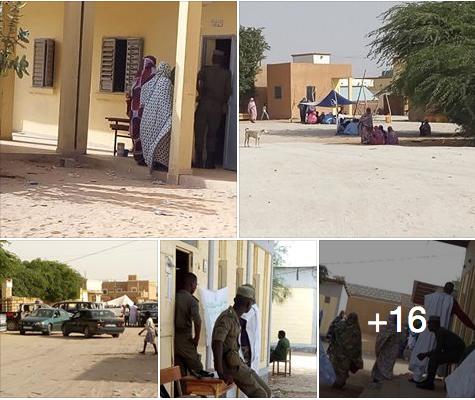 Scrutin du 5 août 2017 : reportage dans quelques bureaux de vote