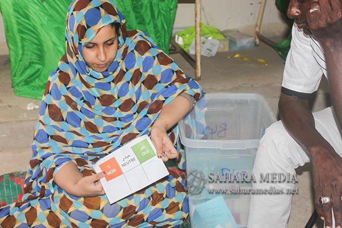 Mauritanie : 85% des votes en faveur des amendements constitutionnels