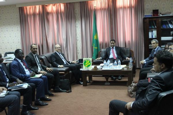 Le Commissaire aux Droits de l'Homme reçoit l'ambassadeur du Yemen
