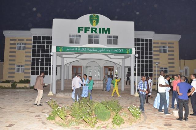 La Mauritanie s'offre sa « Clairefontaine » , un centre de formation ,l'un des plus sophistiqué du continent !