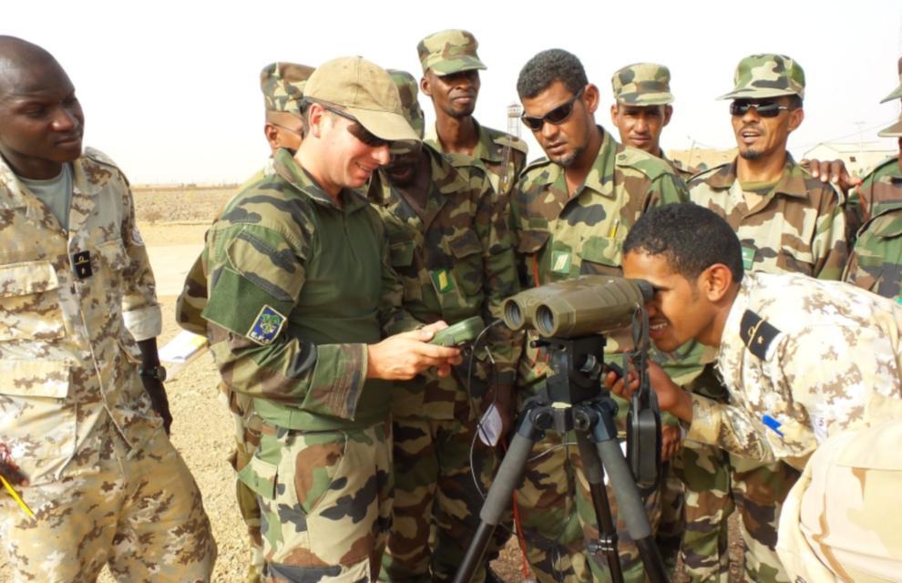 La Mauritanie veut participer à la réforme de l'armée yéménite