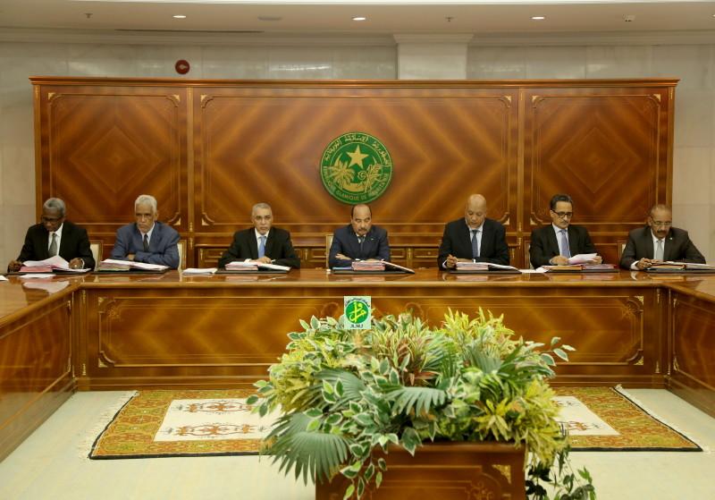 Communiqué du conseil des ministres du 10/08/17