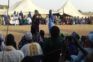 La culture peulh magnifiée au Festival multiculturel de Sélibaby