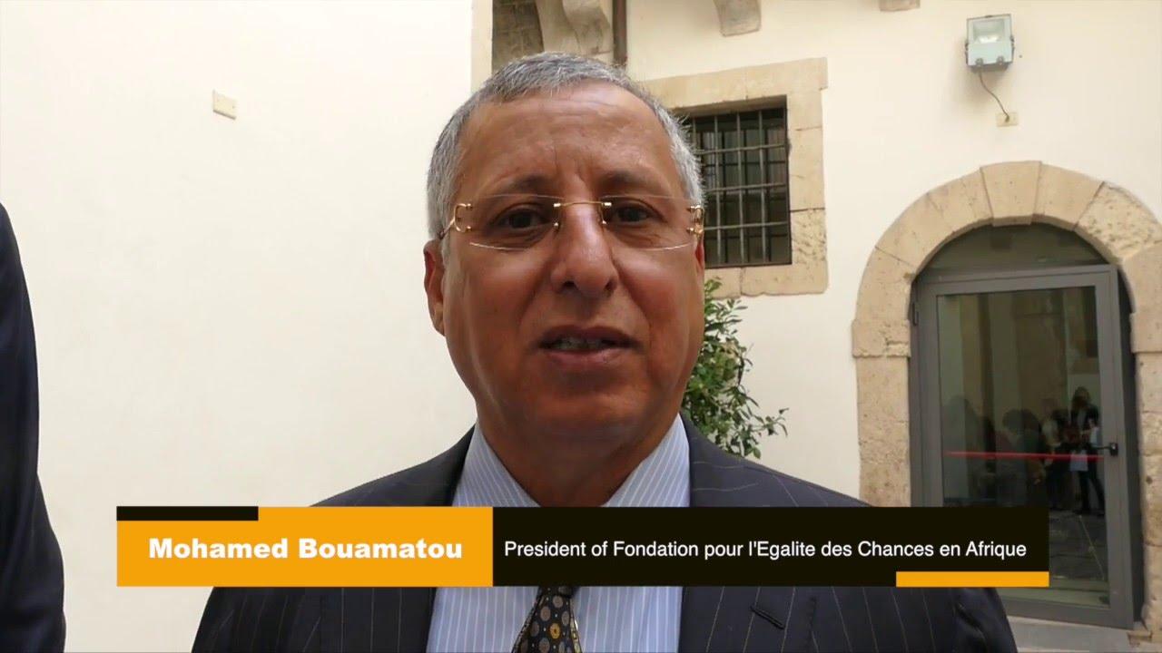Comment Bouamatou fait face au mandat d'arrêt contre lui ?