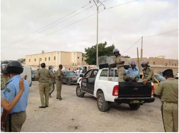 Les défenseurs des droits de l'homme engagent un combat à Dakar