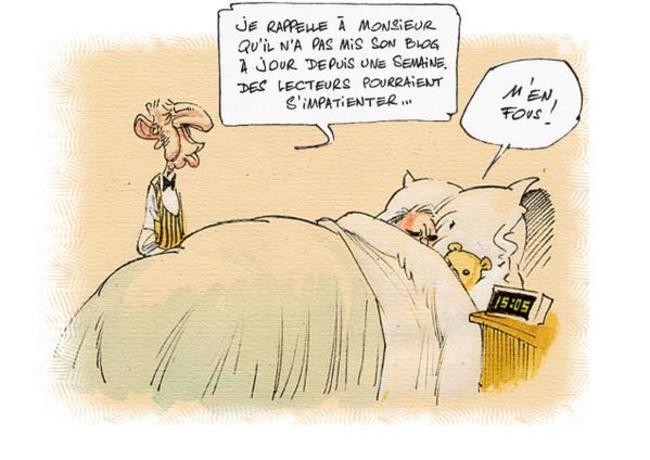Alain Cadec réagit à la mise sous contrôle judiciaire du DP de mauriweb.info