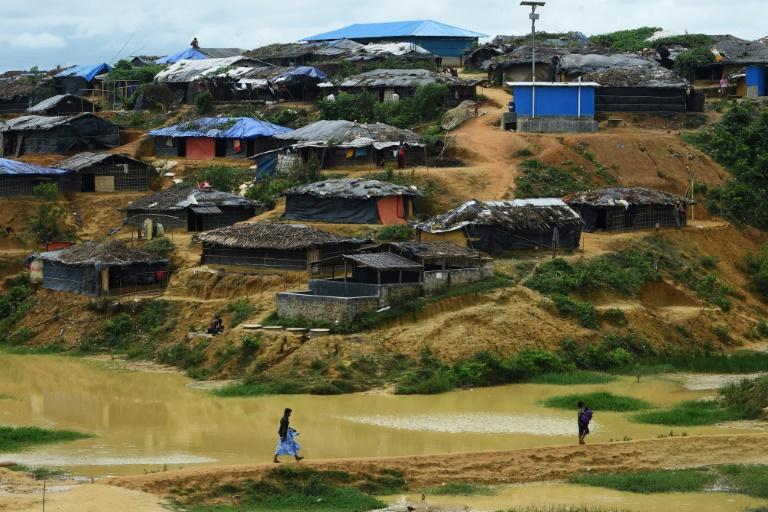 Mohammed Jubayed, venu au monde dans la misère des camps rohingyas